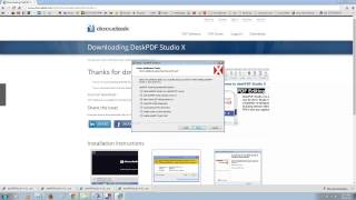 Downloading and Installing PDF Studio - Part1