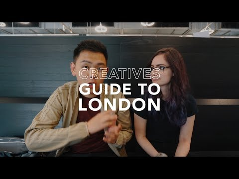 THE BEST COFFEE SHOPS FOR FREELANCERS IN LONDON // Creatives Guide To London Ep.02