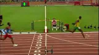 Athletics - Men's 200M Final - Beijing 2008 Summer Olympic Games