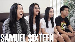 Video Samuel (사무엘)- Sixteen (Reaction Video) download MP3, 3GP, MP4, WEBM, AVI, FLV Mei 2018
