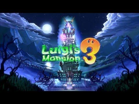 Luigi's Mansion 3 (Switch) Playthrough Part #6
