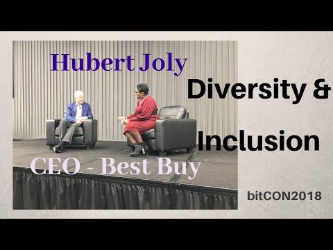 Hubert Joly - CEO Best Buy | bitcon2018