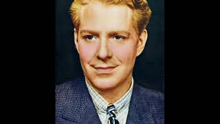 NELSON EDDY SINGS-    OH A PRIVATE BUFFOON 1942 BROADCAST