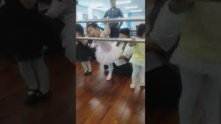 효주 발레수업~