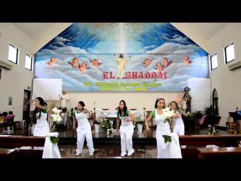 Dance Ministry El Shaddai