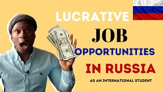 Lucrative Job Opportunities In Russia 2021  How Much Salary In Moscow   Life in Russia Today
