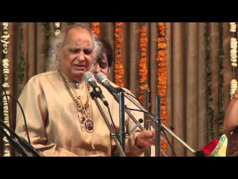Pandit Jasraj - Vocal ( Saptak Annual Music Festival - 2016 )