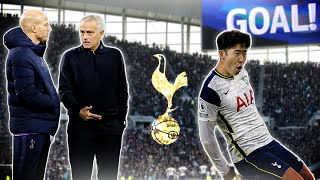 Tottenham have Son mark II in their ranks waiting to explode!