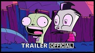 Invader ZIM: Enter The Florpus Movie Trailer (2019) | Animation Movie