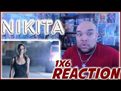 "Nikita Reaction Season 1 Episode 6 ""Resistance"" 1x6 REACTION!!!"