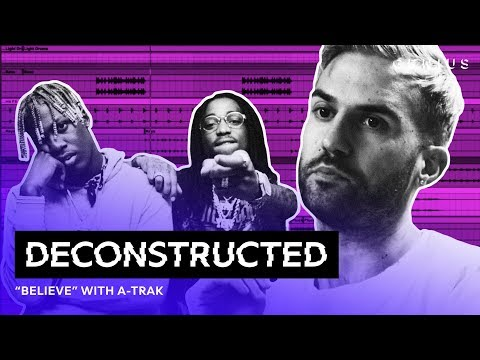 A-Trak feat. Quavo & Lil Yachty - Believe (LYRIC VIDEO)