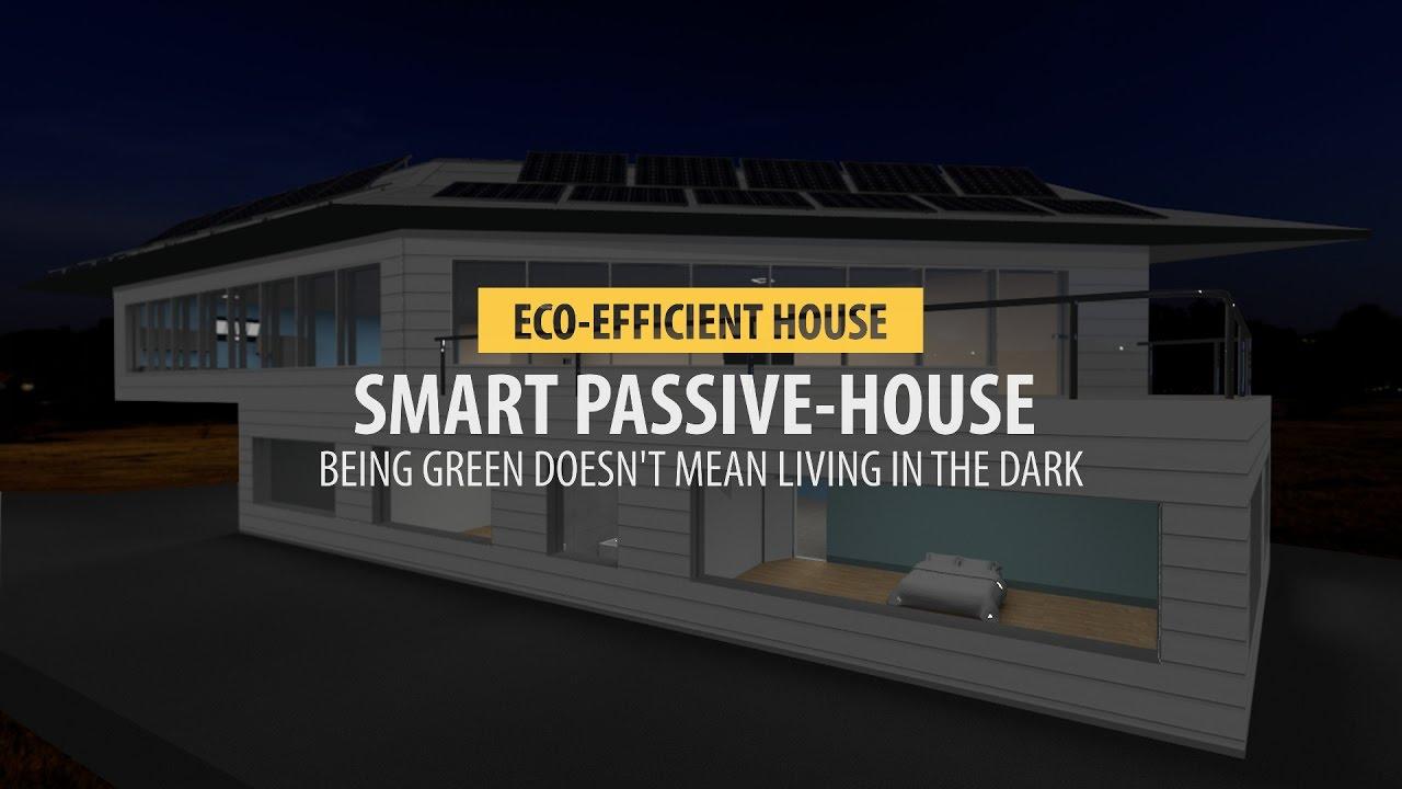 Eco House - Lightwave 3D