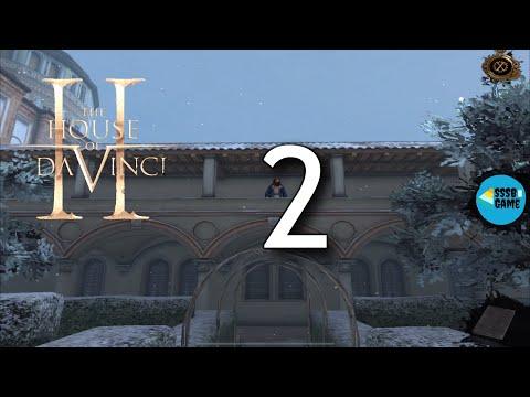 The House Of Da Vinci 2: Chapter 2 SANTA MARIA DELLE GRAZIE , iOS Walkthrough  