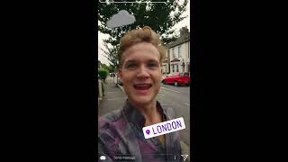 Being an Actor in London 🎬 | S1 E01 | Stu my name is Stu
