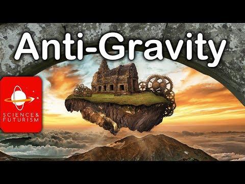 Clarketech: Anti-Gravity