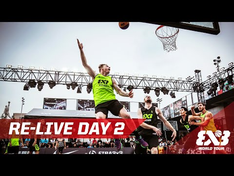 Re-Live - Day 2 - Beijing - 2016 FIBA 3x3 World Tour