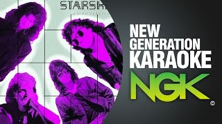 NOTHING IS GONNA STOP US NOW STARSHIP KARAOKE