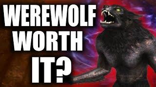 Skyrim - Is Being a Werewolf Worth It