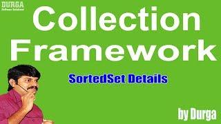 SortedSet Details [Collection Framework]