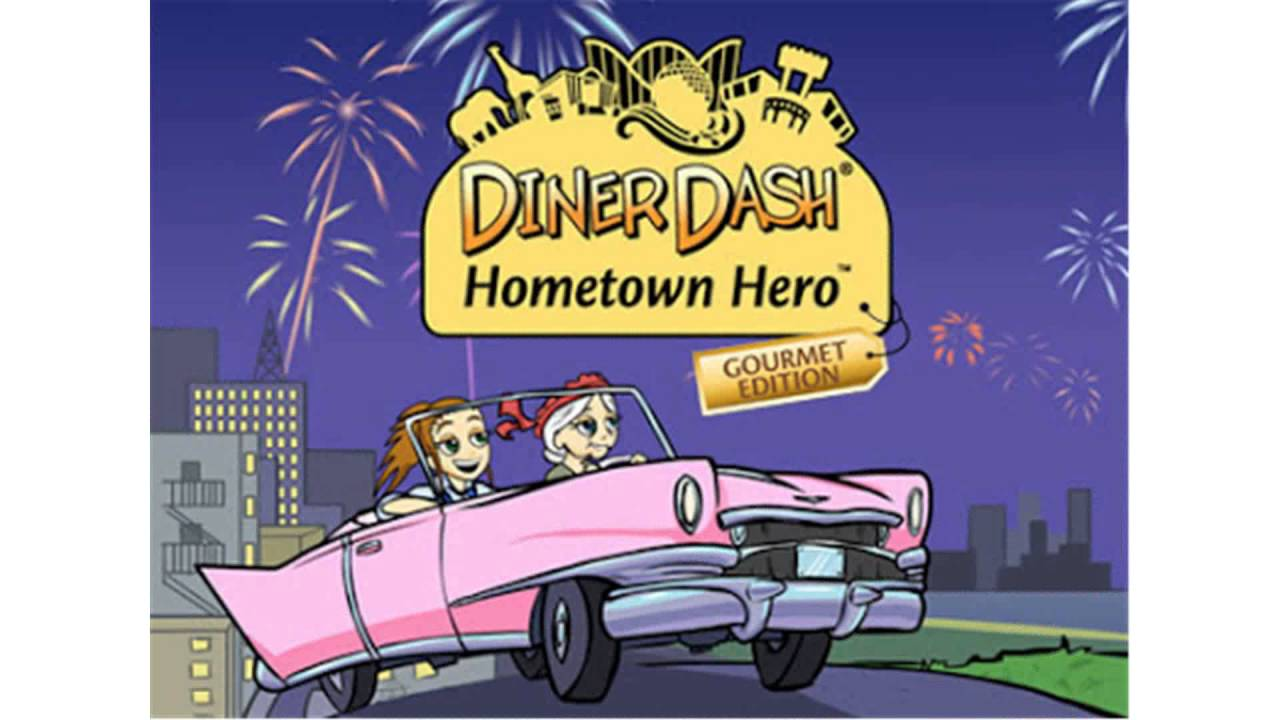 Diner dash hometown hero gourmet edition free download full version