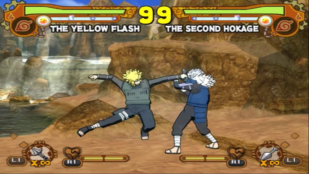 naruto shippuden ultimate ninja 5 w download link pcsx2 ps2