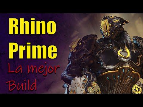 🛡😱🛡Warframe Rhino Prime