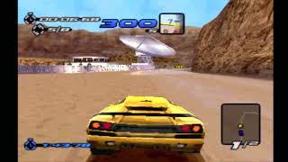 Need For Speed 3 Hot Pursuit | Redrock Ridge | Hot Pursuit Race 188