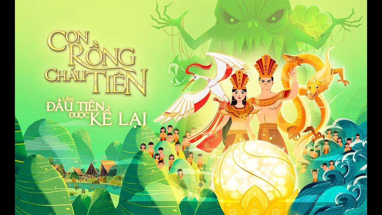 Con Rồng Cháu Tiên: OST - Cùng nhau ta thắp sáng