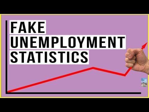 Fake Unemployment Statistics