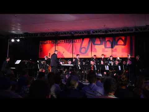2017 60th Monterey Jazz Festival - SF Jazz High School All Stars - Bebop Treasure Chest