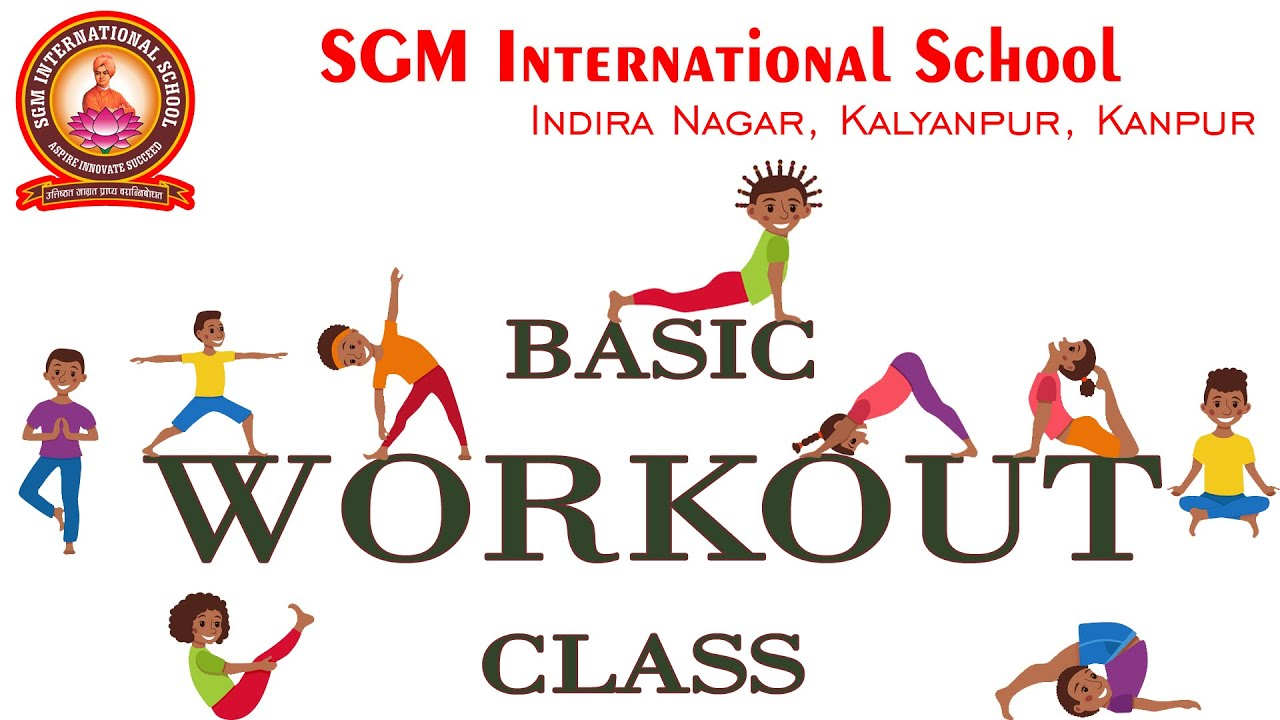 Physical Education - Workout by Munendra Kushwah