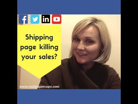 Is Your Shipping Policy Killing Your Sales?