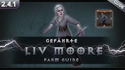 Diablo 3 [Patch 2.4.1]: Gefährte - Liv Moore | deutscher Guide