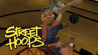 STREET  HOOPS! Why Am I Playing This Part 1