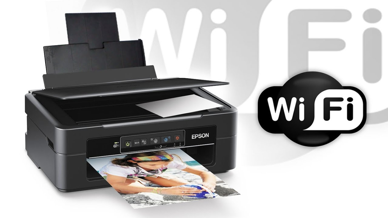 How to Setup Wireless Printer Epson Xp 235