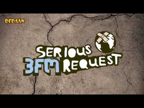 De stem van Wikipedia: Johan Bos | 3FM Serious Request