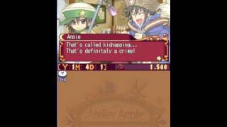 Atelier Annie Alchemist of Sera Island - Beginning (PART 1)