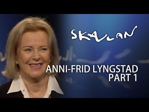 "Anni Frid ""ABBA-Frida"" Lyngstad Interview (English Subtitles)   Part 1   Skavlan"