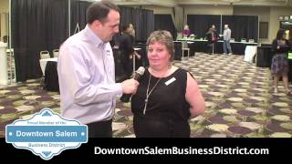 Macys of Salem interview at the Latina Bride and Quincenera Expo at the Salem Red Lion Hotel