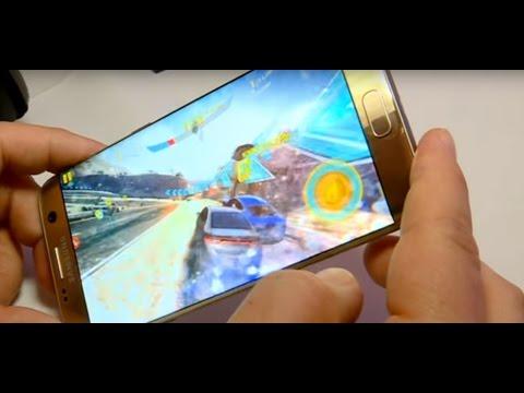 ซัมซุงเปิดตัวโทรศัพท์สมาร์ทโฟนรุ่น กาแลกซี เอส 7 เอจด์ - บีบีซีไทย