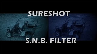 SureShot SNB Filter (Signal to Noise Ratio Booster)