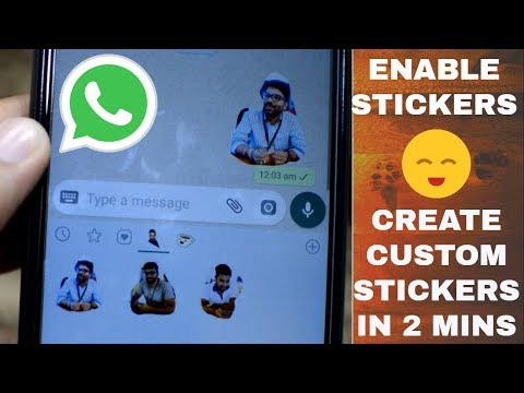 Sticker Maker For Whatsapp - How To Create Whatsapp Sticker From Custom Images