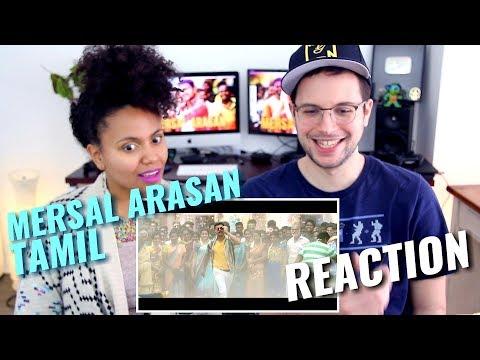 Mersal - Mersal Arasan Tamil | Vijay | A.R. Rahman | REACTION