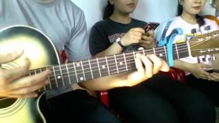 ANH SẼ VỀ SỚM THÔI - ISAAC - GUITAR COVER - Dreamers band