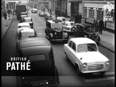 London Parking (1950-1959)