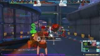 Super Monday Night Combat - Leo Gameplay
