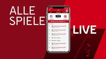 Die neue Fortuna-Düsseldorf-App