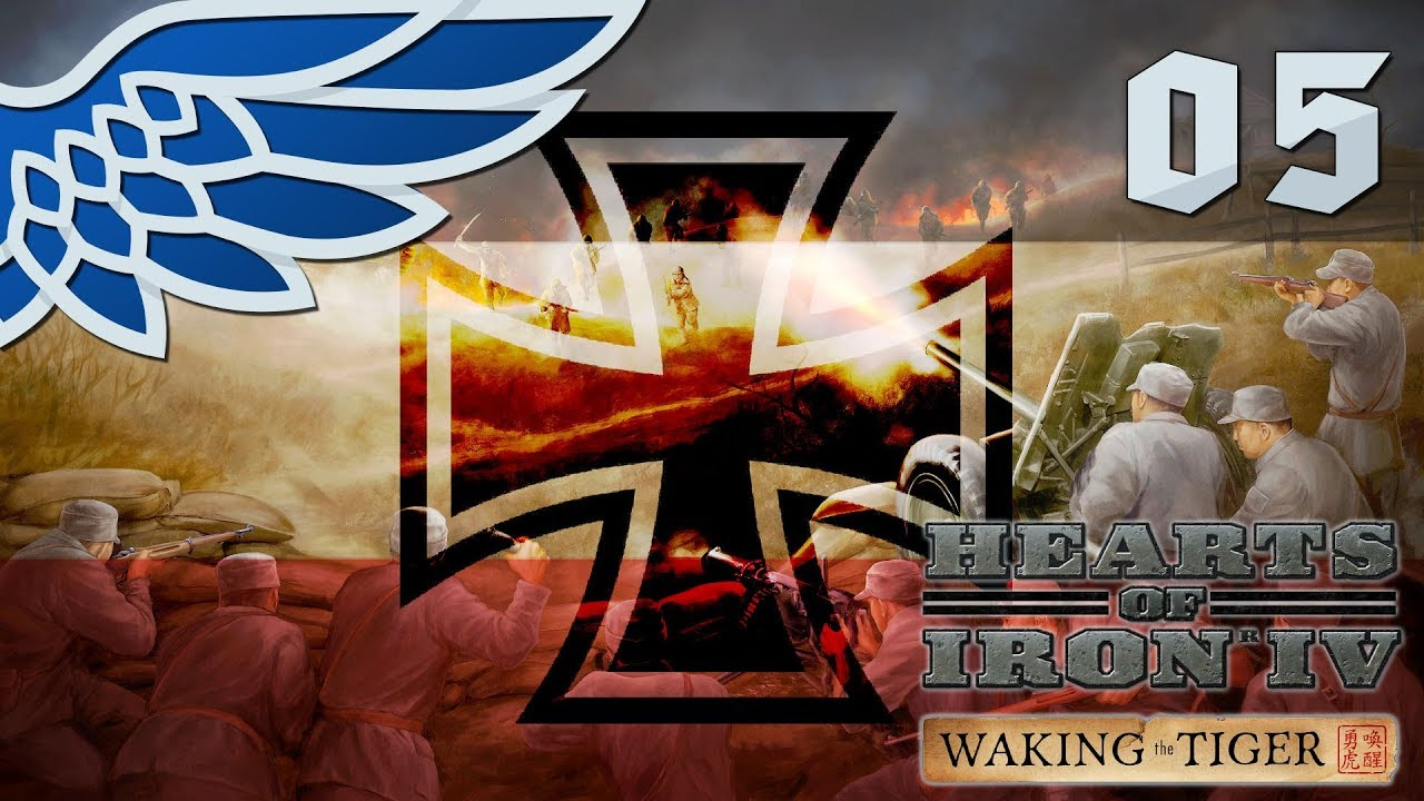 HEARTS OF IRON 4 | MASTER OF PUPPETS PART 5 - HOI4 WAKING THE TIGER Let's  Play Gameplay