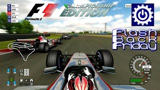 Formula One Championship Edition - Flashback Friday