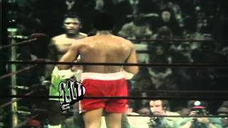 Muhammad Ali Vs. Joe Frazier - I - Highlights! *hd* [fight Of The Century!]